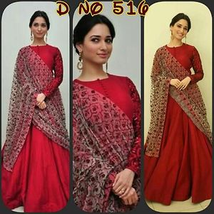 Tamana Red GOWN
