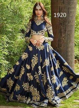 Heavy Designer Lehenga choli 1920 party wear