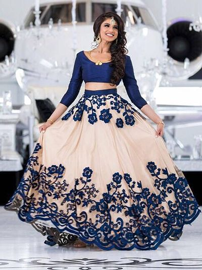 Latest Designer Trendy Lehenga choli