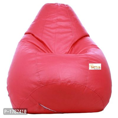 Classic XXL Bean Bag Cover (without Beans) -Pink