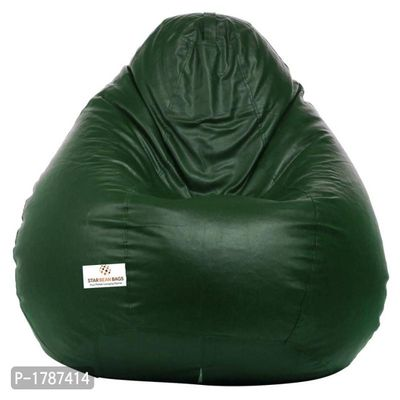 Classic XXL Bean Bag Cover (without Beans) -Dark Green