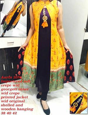 Aarfa Kurtis (ask for real prices)