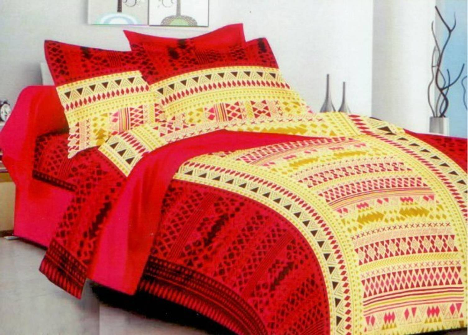 Elite Pure Cotton Double Bedsheets Book Fold Packing   Divya, Noida   For  Sale   Looking For Resellers