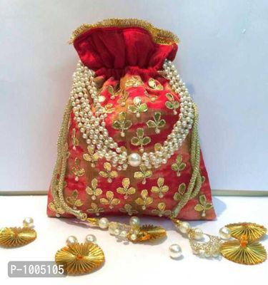 Pretry potli for bride or self use on occasions