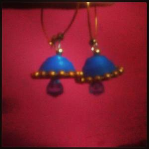 Quilled Jhumka