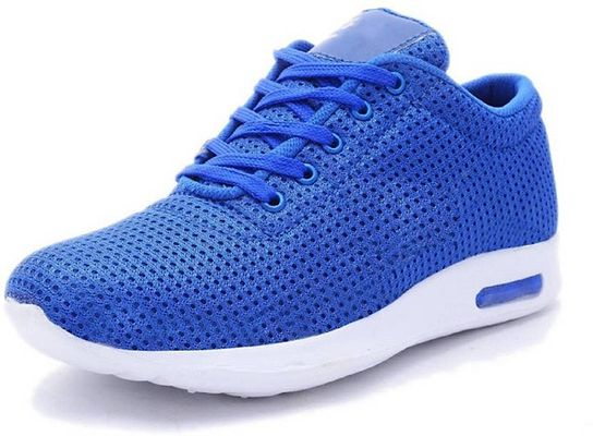 Casual Canvas Running Capsul Shoes Sky Blue