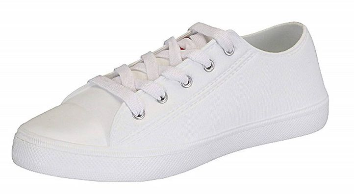 Ample Men's Casual Canvas Sneakers
