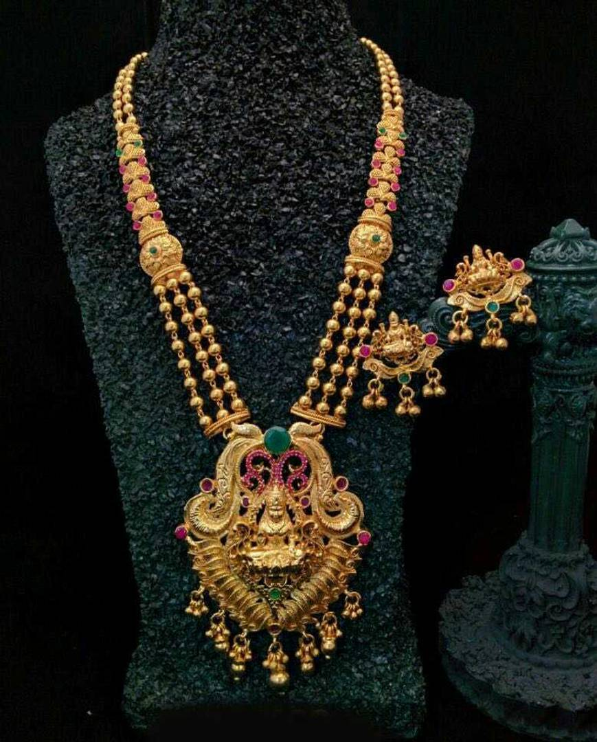SR Designer new collection one gram gold jewellery 2250/-free ...