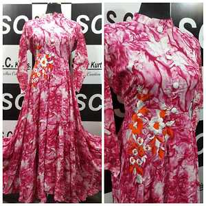 sc rayon gown