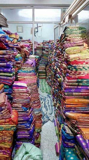 Manufacturer of sarees