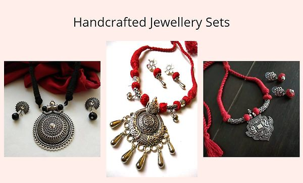 handcrafted-jewellery-sets