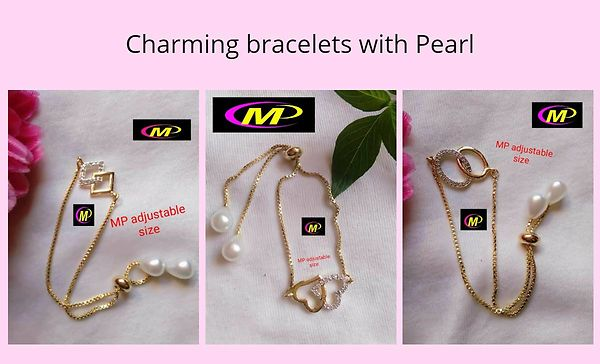 charming-bracelets-with-pearl