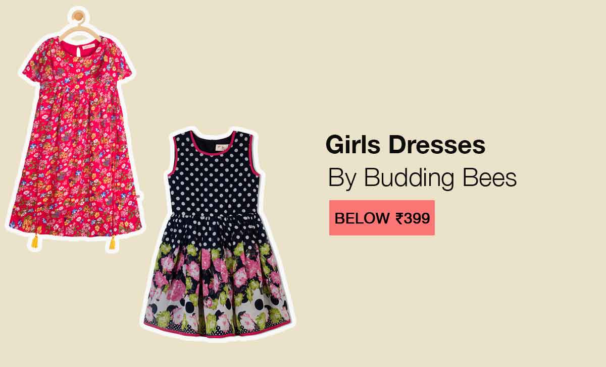 Girls Dresses By Budding Bees