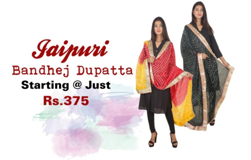 jaipuri-bandhej-dupatta-starting-just-rs-375