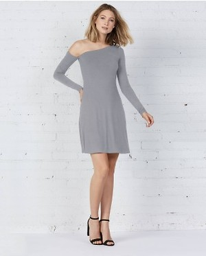 Bailey 44 Grey Party Dress