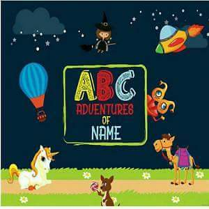 The Adventures of Name (Hardcover)