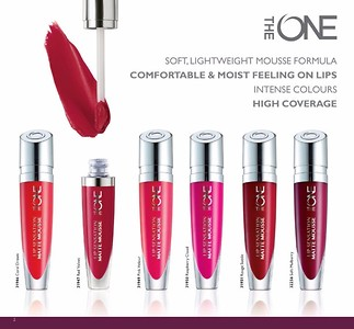 The one 5 in 1 colour stylist lipstick
