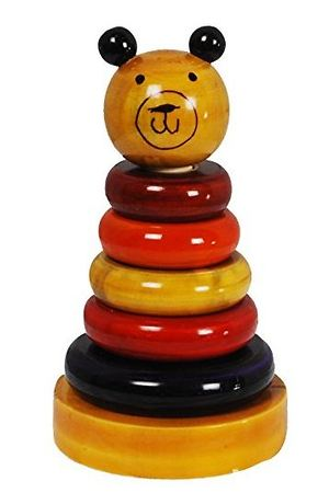 Lacquered Wooden Toys