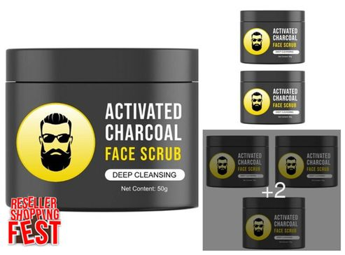l-glam-activated-charcoal-face-scrub-for-men