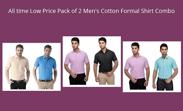all-time-low-price-pack-of-2-men-s-cotton-formal-shirt-combo