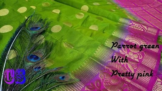 All type of sarees and dress materials