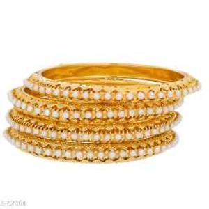 Unique Design Bangles//Alloy Material/Available on Genuion Price//Bulk orders acepted//Reselers wlcm