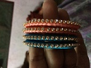 Silk thread bangles for kids
