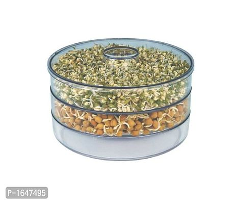 Healthy Lifestyle Medium Sprout Maker (Pack of 1)