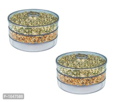 Healthy Lifestyle Medium Sprout Maker (Pack of 2)