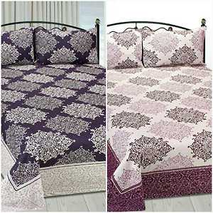 Reversible Heavy Bed Covers