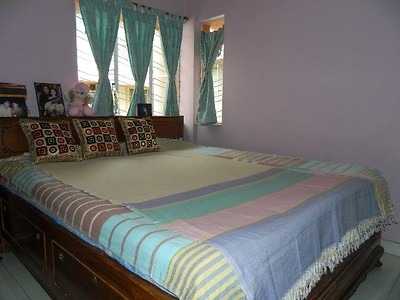 Organic Cotton handwoven Hand-loom Bed Sheets