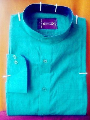 Tailored Khadi Cotton Designer Shirt
