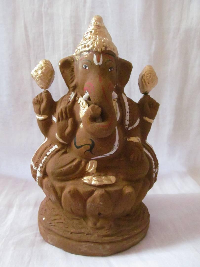 online eco friendly clay ganesha hi all, buy eco - swetha ravindra