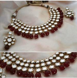 Heavy jewellery