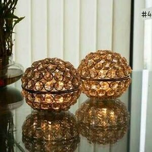 Candle holder diya , available in single piece