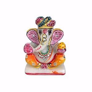 Ganesha with Safa