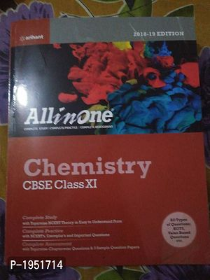 ALL IN ONE CHEMISTRY CLASS 11