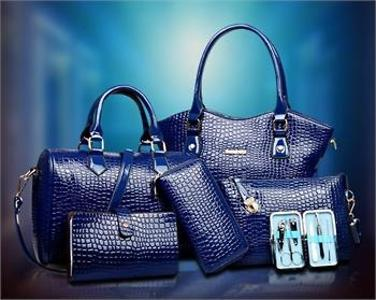 Set of 6 High quality Bags with Manicure