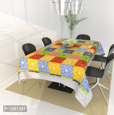 Stylish Laminated Dining Table Cover-40x60 inches