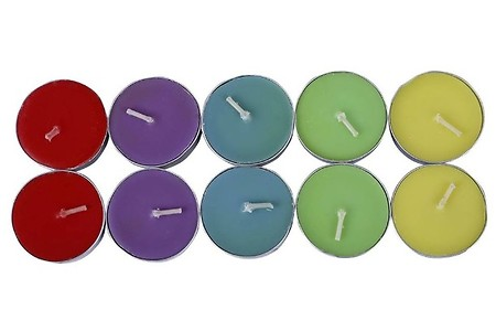 GS Scented TeaLight Candles