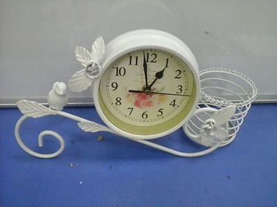 Watch with Bucket