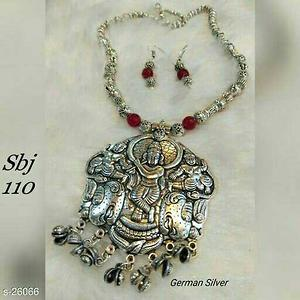 Ethnic Jewellery  Material: German Silver