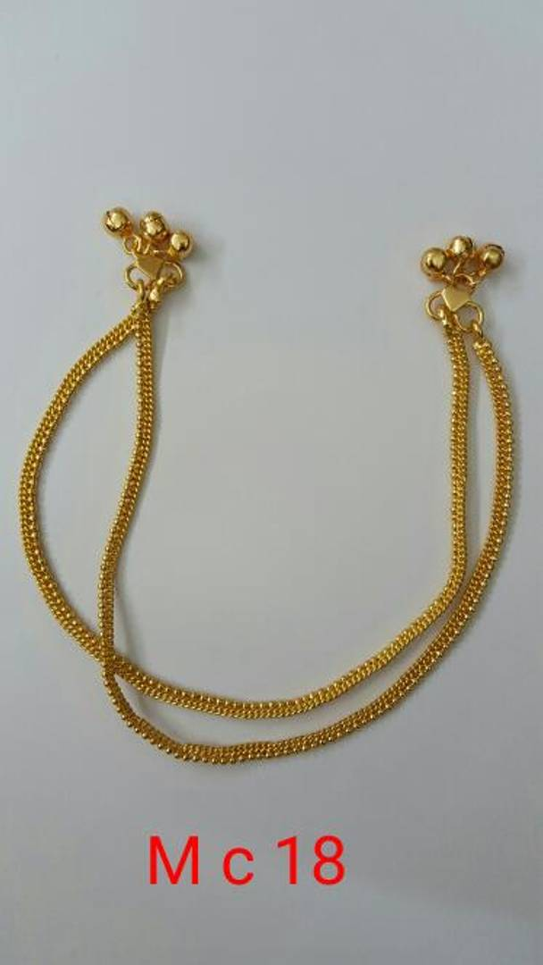 bead pd en chain jar gold jared inch anklet color mv jaredstore tri