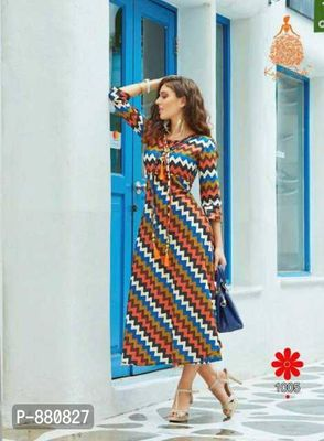 L-38//UK10 Indian Pakistani Cotton Kurti Tunic Kurta Shirt 248