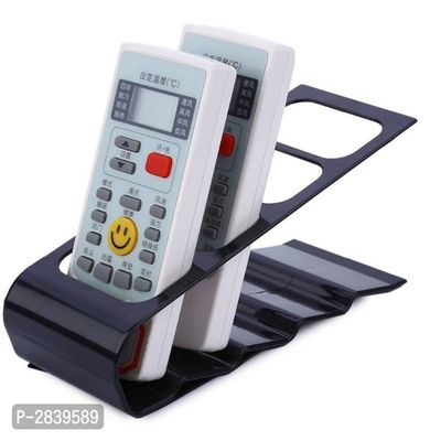 TV/AC DVD Metal Remote Control & Mobile Phone Holder - Pack Of 2