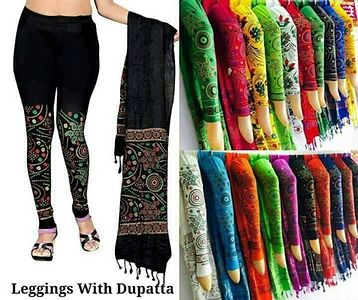 Leggings with stall