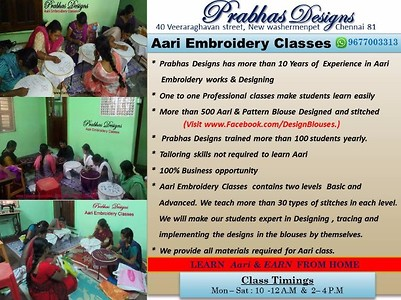 Embroidery Classes Buy Latest Collections Page 2 Glowroad