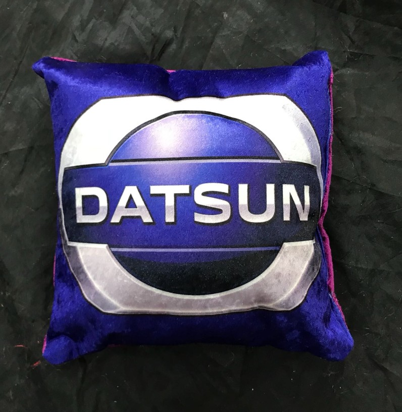 Car Brand couple cushion for yours cars set of 2