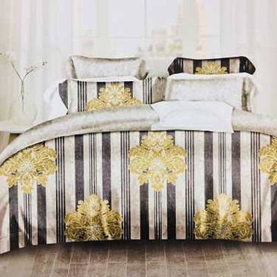 Sorrento Designs (1+4)collection  Double bed (Queen sized Bedsheet )