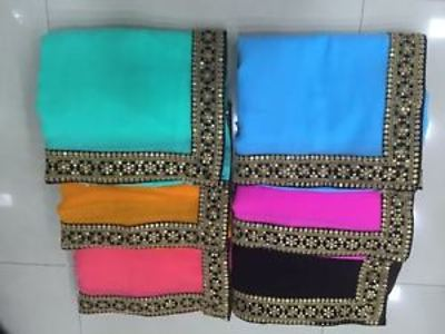 Designer saree(all colors available)